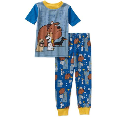 carters set 3 in 1 4t boys pajamas clothing