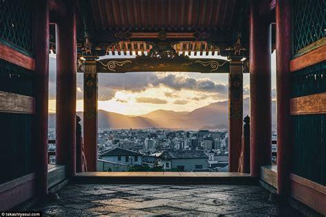 photographer takashi yasui captures  magic  japan