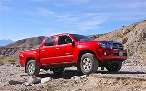 Toyota Announces Prices For 2011 Tacoma Pickup Truck
