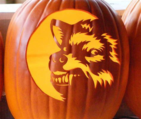 werewolf pumpkin designs werewolf news