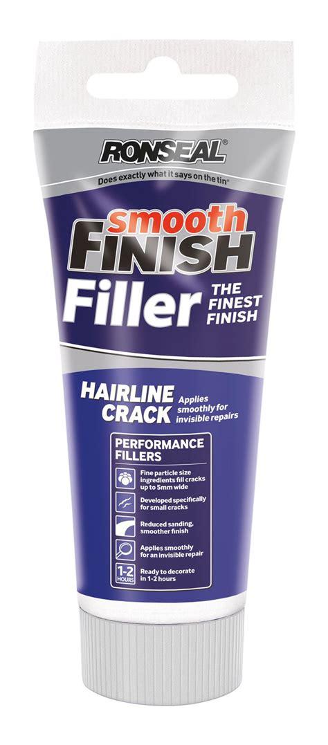 ronseal hairline crack filler  departments diy  bq