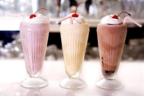milk shake how to make a milkshake any flavor