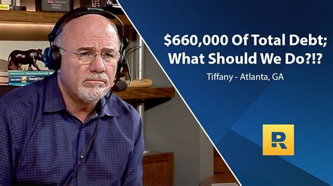 Below, we'll analyze dave ramsey's most popular life insurance. $660,000 Of Total Debt, What Should We Do?!?   Term life, Dave ramsey, Life insurance policy