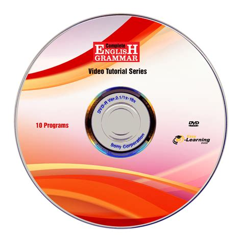The Complete English Grammar Video Tutorial Course Dvd