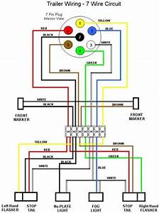 Wiring Diagram For Camper Trailer