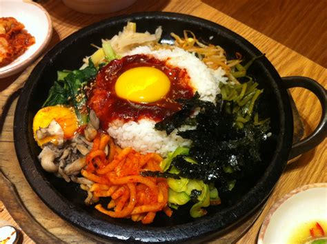 korean dishes bibimbap cooker philips grain rice master
