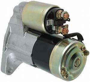 Quadratec Starter Motor For 03