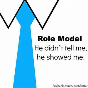 Quotes about Role model (651 quotes)