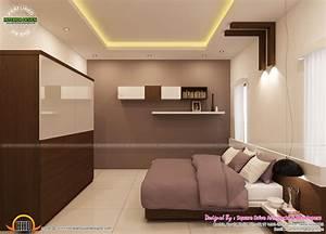 Bedroom, Interior, Decoration