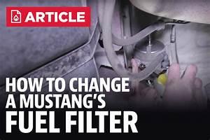 96 Mustang Fuel Filter