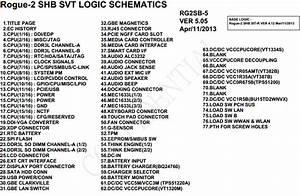Lenovo Thinkpad X240 Schematics  Rogue