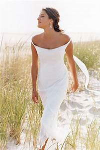 casual beach wedding dress With beach informal wedding dresses