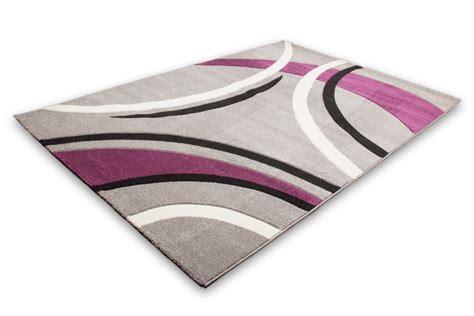 tapis violet gris bureaux prestige