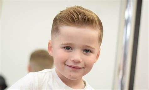 31 Cool Hairstyles For Boys