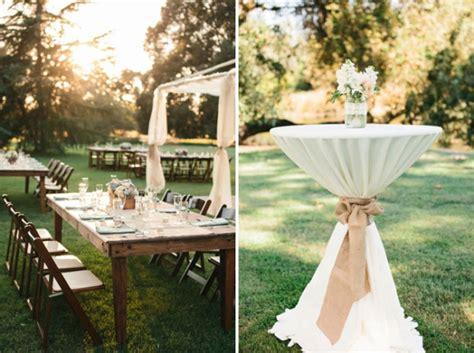 diy backyard wedding ideas  wedding trends part