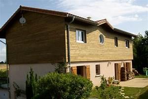 extension maison rhone ajouter un etage a une maison With cout pour agrandir sa maison