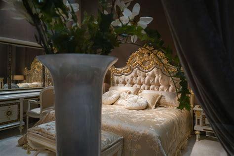baroque rococo style    luxury bedroom