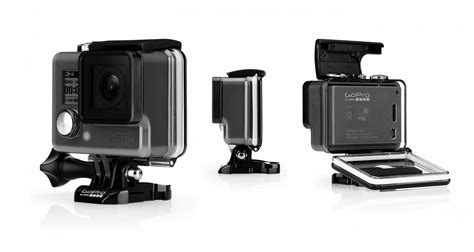 capovelocom gopro hero  action camera release date  rumors