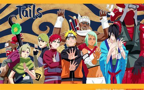Naruto Christmas Wallpapers