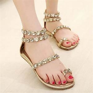 Stylish Flat Shoes 2017 For Young Girls - All Fashion Hug
