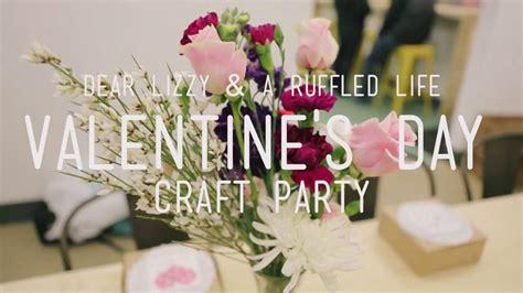 valentines craft night  vimeo