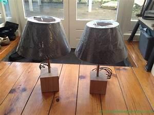 Lampe De Chevet Bois : lampe chevet bois atelier passion du bois ~ Teatrodelosmanantiales.com Idées de Décoration
