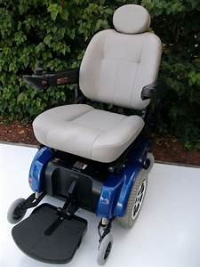 Pride Mobility Jazzy 1122 Power Chair