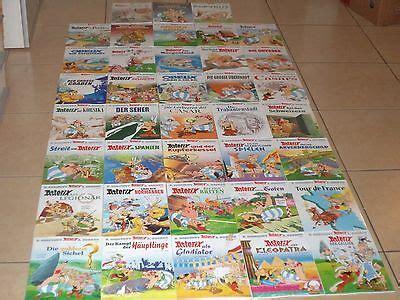 comics komplette asterix obelix sammlung  baende