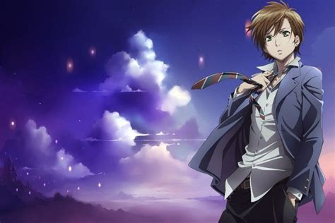 Anime Boy Wallpaper For Android - anime boy hd wallpaper for android impremedia net