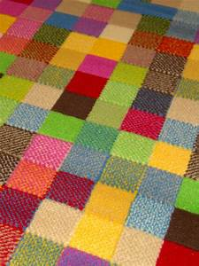 Teppich Bunt Gestreift : benuta velours teppich funky quadrate bunt multicolor neu ovp ebay ~ Frokenaadalensverden.com Haus und Dekorationen