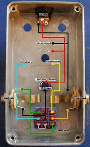 Keeley True Bypass Looper Schematic