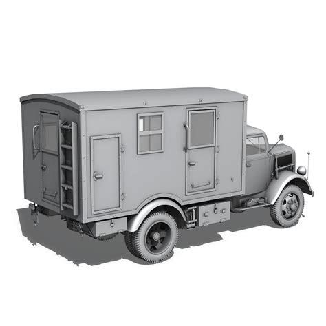 opel blitz 100 german opel blitz truck little legions