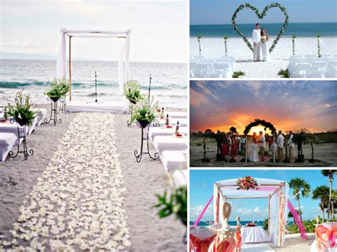 beach wedding decorations 15 festive inspiration details