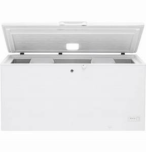 Ge Manual Defrost Chest Freezer With Led Interior Lighting