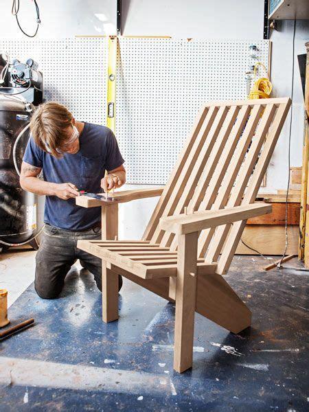 shelf diy  adirondack chairs plans popular mechanics