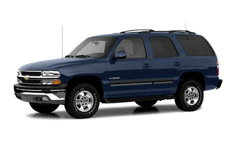 2004 Chevrolet Tahoe Information
