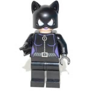 Lego Batman Super Heros- CATWOMAN Mini Figure | I