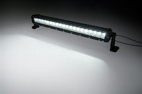 20 quot road led light bar 100w 8 560 lumens led
