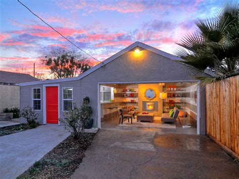 garage conversion restrictions eased  california