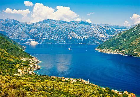 montenegro kotor perast adriatic explore