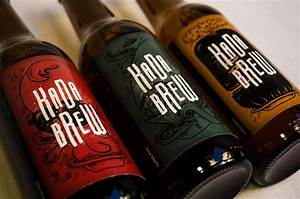 beer labels on the concept of burping beer branding With homemade beer labels