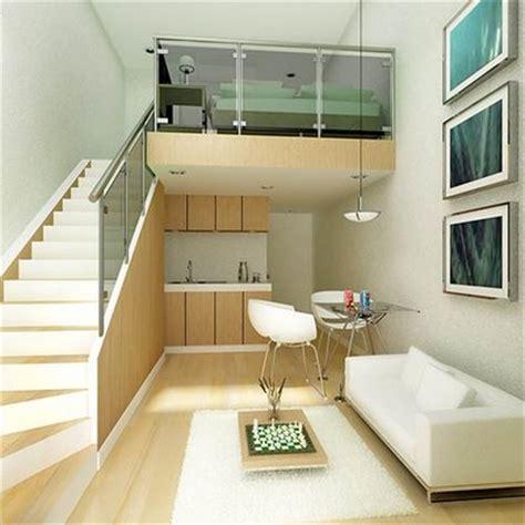 apartments gramercy park monoambientes con entrepiso modernos y minimalistas casa web