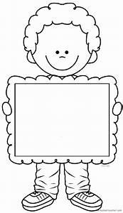 Kız ve Erkek Çocukları Boyama Sayfaları - Okul Öncesi ...