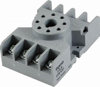 Relay Octal Terminal Socket Strips Tube Vacuum