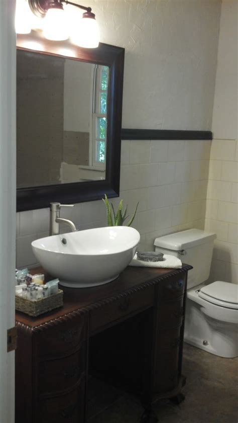 Bathroom Sinks Ideas by Small Bathroom Vanities With Vessel Sinks To Create Cool