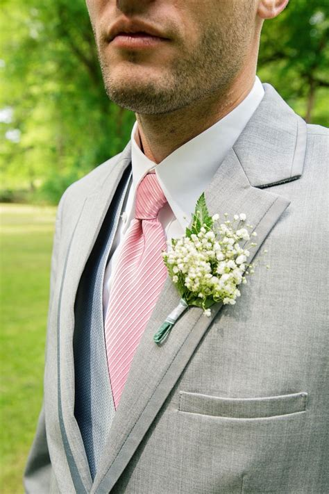 light pink tuxedo pin by louie s tux shop on daytime weddings