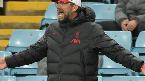 Liverpool result 'shouldn't happen': Klopp | The Border ...