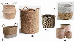 Panier En Osier Ikea : comment j ai sauv mon porte monnaie les paniers de rangement m6 organisation rangement ~ Teatrodelosmanantiales.com Idées de Décoration