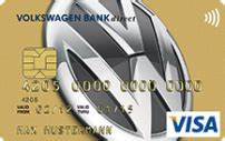 Vw Bank Girokonto : volkswagen bank visa card pur ~ Kayakingforconservation.com Haus und Dekorationen