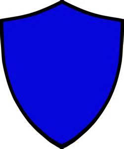Blue Shield Clip Art
